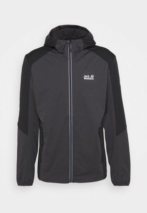 GO HIKE  - Kurtka Softshell - phantom