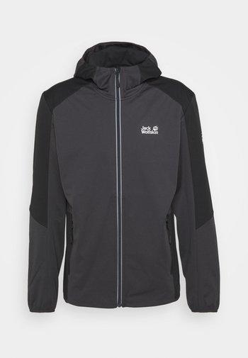 GO HIKE  - Soft shell jacket - phantom