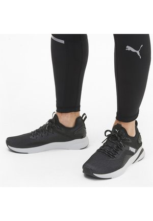 SOFTRIDE RIFT - Chaussures de running neutres -  black/ white