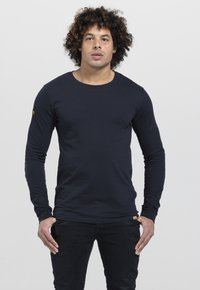 Liger - LIMITED TO 360 PIECES - Long sleeved top - navy - 0