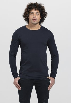 LIMITED TO 360 PIECES - Long sleeved top - navy