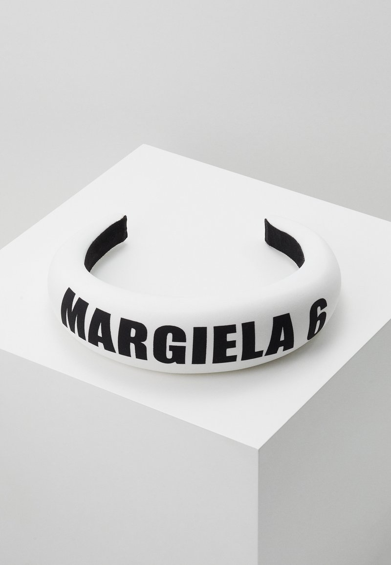 MM6 Maison Margiela - Hair Styling Accessory - white