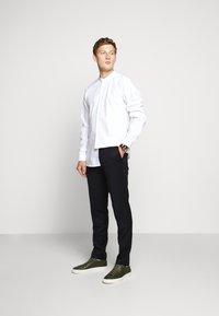 HUGO - HARTLEY - Oblekové kalhoty - dark blue - 1