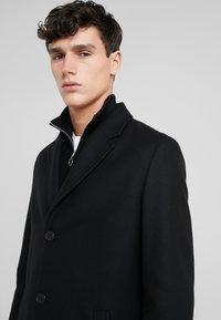 HUGO - MALTE - Płaszcz wełniany /Płaszcz klasyczny - black - 3
