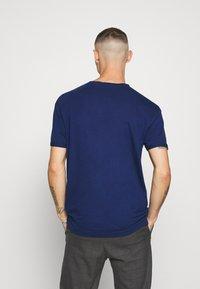 Jack & Jones PREMIUM - JPRVINCENT  - Basic T-shirt - blue - 2