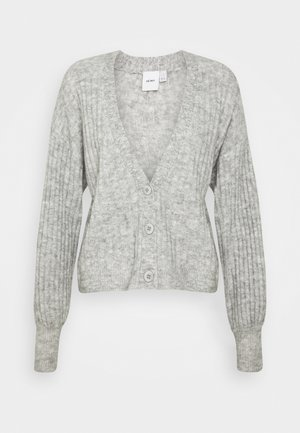 KAMARA  - Strickjacke - grey