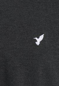 Pier One - Piké - mottled dark grey - 2