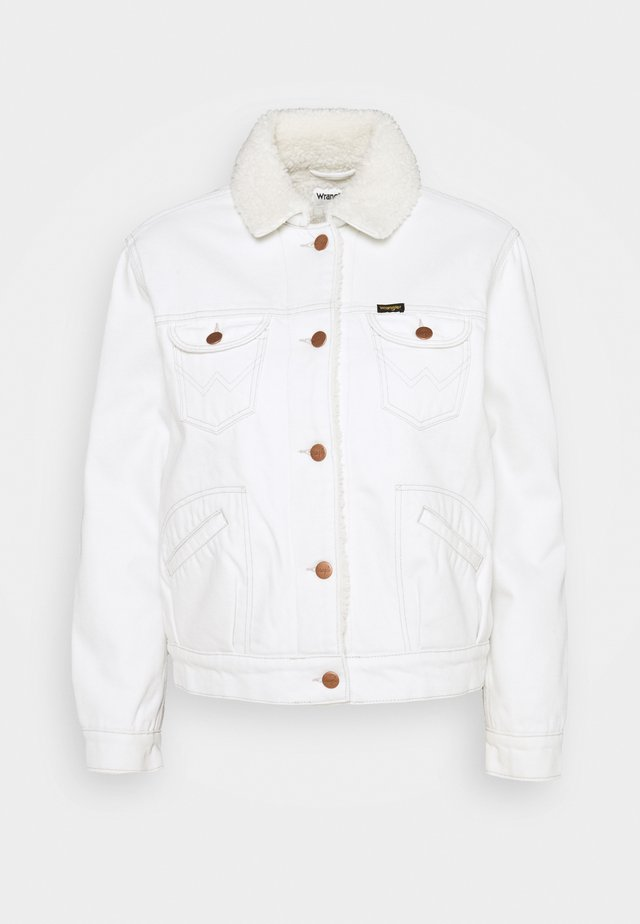 SHERPA FRIENDS  - Farkkutakki - winter white