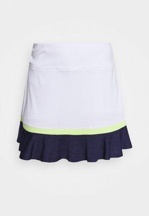 SKORT SELINA - Sportovní sukně - white