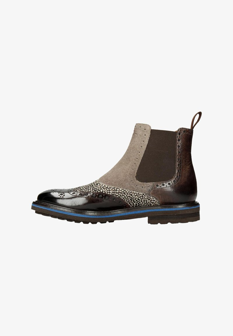 Melvin & Hamilton - Classic ankle boots - dark brown/brown