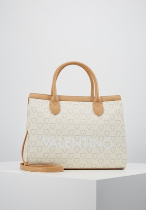 LIUTO - Sac à main - off white multi