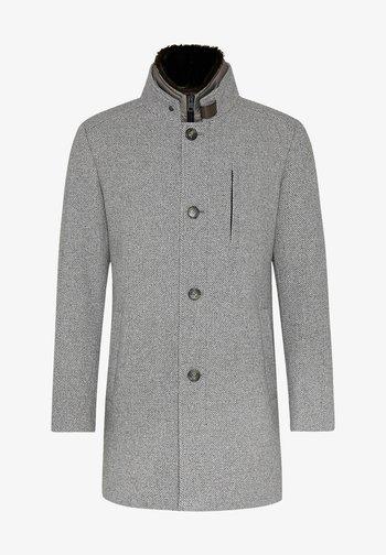 CIARSENAL - Classic coat - hellgrau