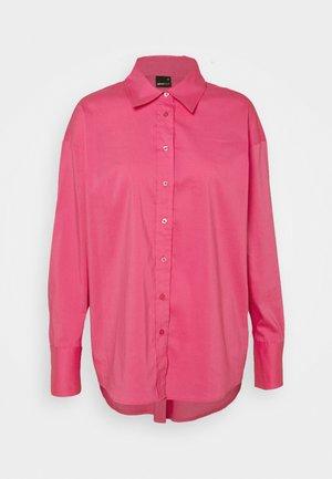 MISSY - Hemdbluse - fandango pink
