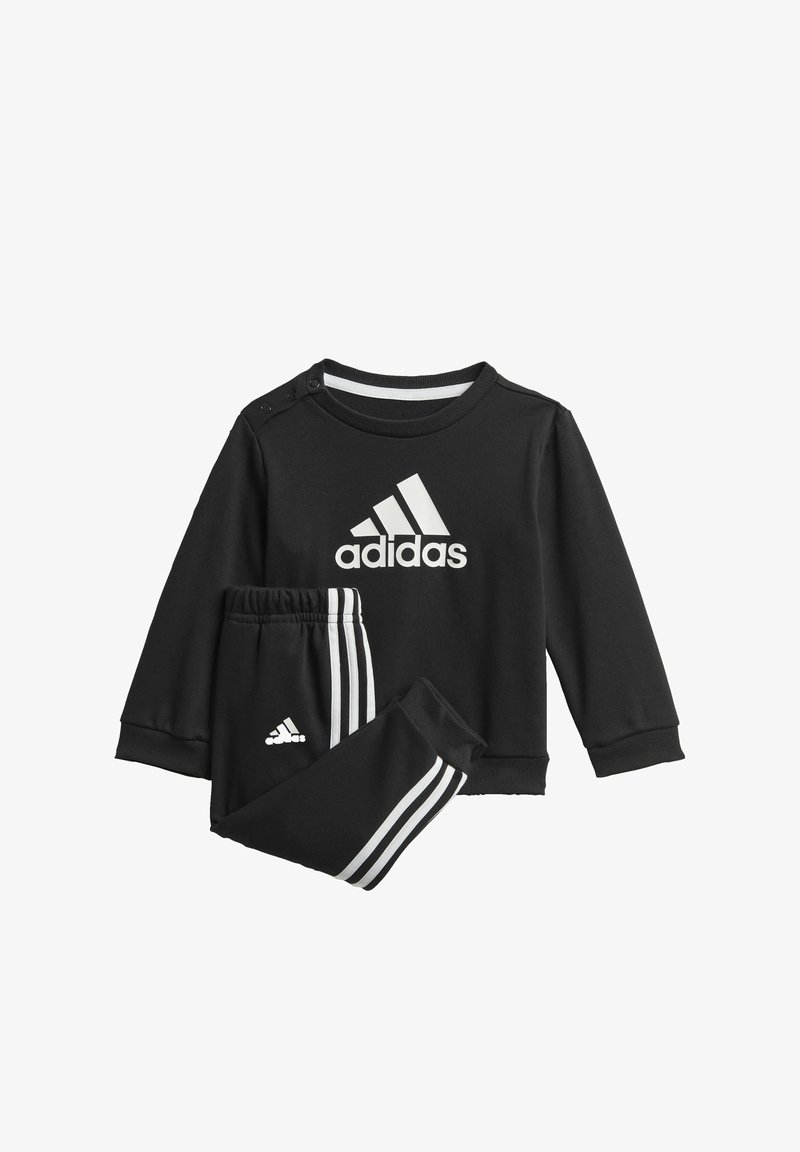 adidas Performance - BADGE OF SPORT FRENCH TERRY JOGGER - Trainingspak - black