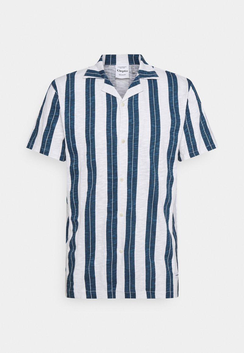 Cleptomanicx - SOIR - Shirt - white