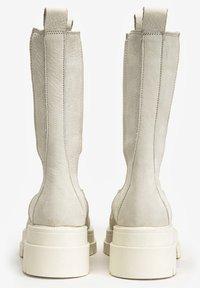Inuovo - Boots - nb bone ubn - 2