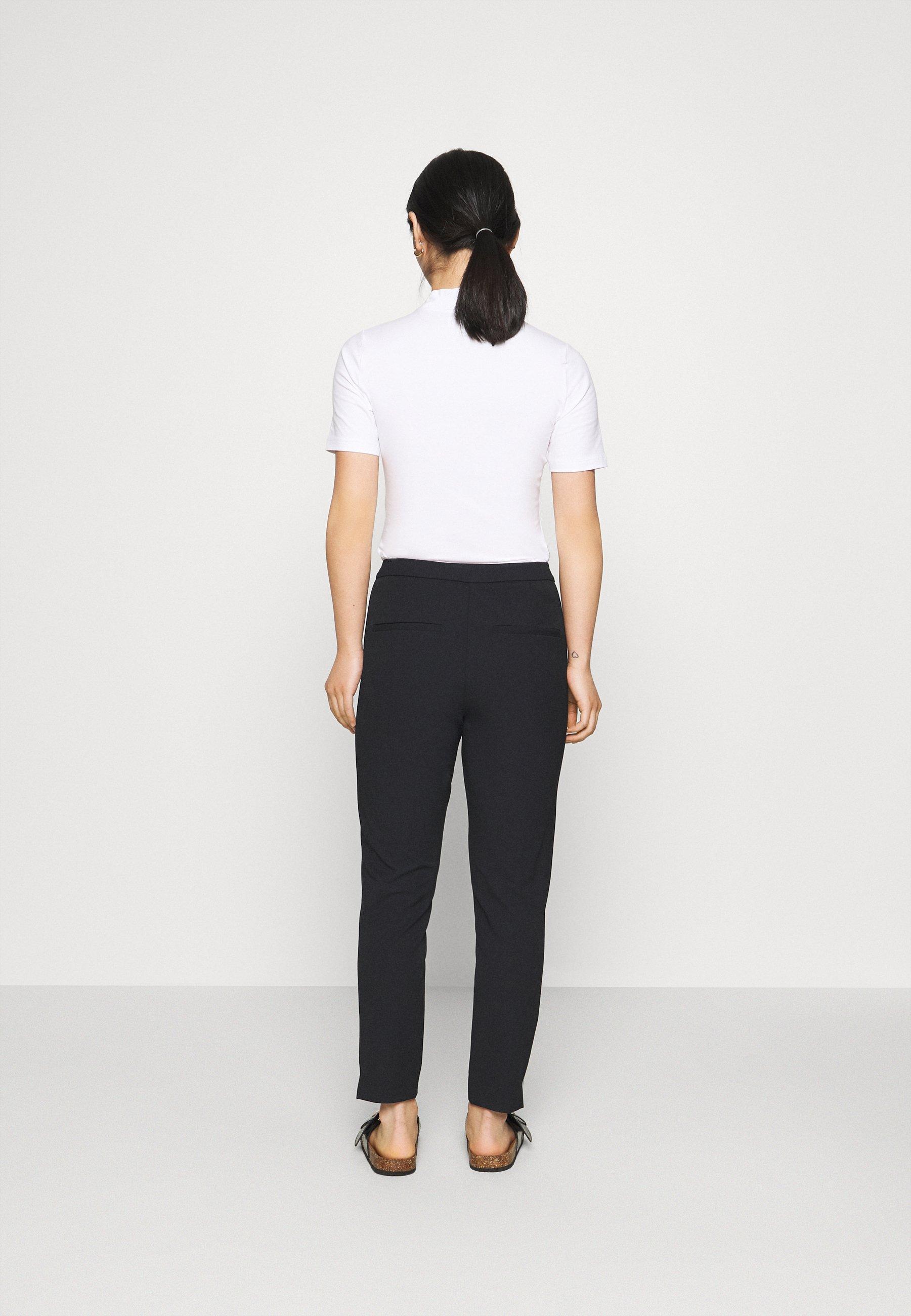 Women SLFILUE PINTUCK PANT - Trousers