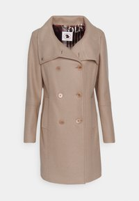 LANGARM - Classic coat - brown