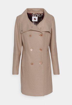 LANGARM - Manteau classique - brown