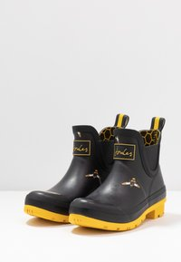 Tom Joule - WELLIBOB - Gummistøvler - black/metallic - 4
