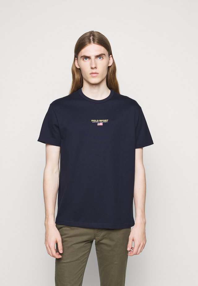 SHORT SLEEVE - T-shirt imprimé - cruise navy