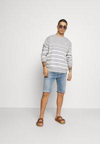 Replay - HYPERFLEX - Denim shorts - medium blue - 1