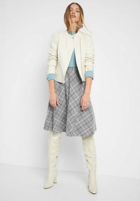 ORSAY - Pleated skirt - grau - 1