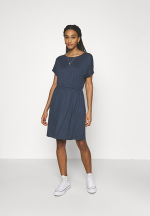 Day dress - ombre blue