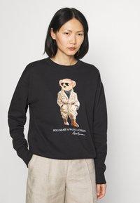 Polo Ralph Lauren - SEASONAL - Sweatshirt - black - 0