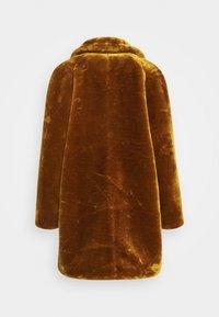 King Louie - AMY COAT ZOOT - Classic coat - brunette brown - 1