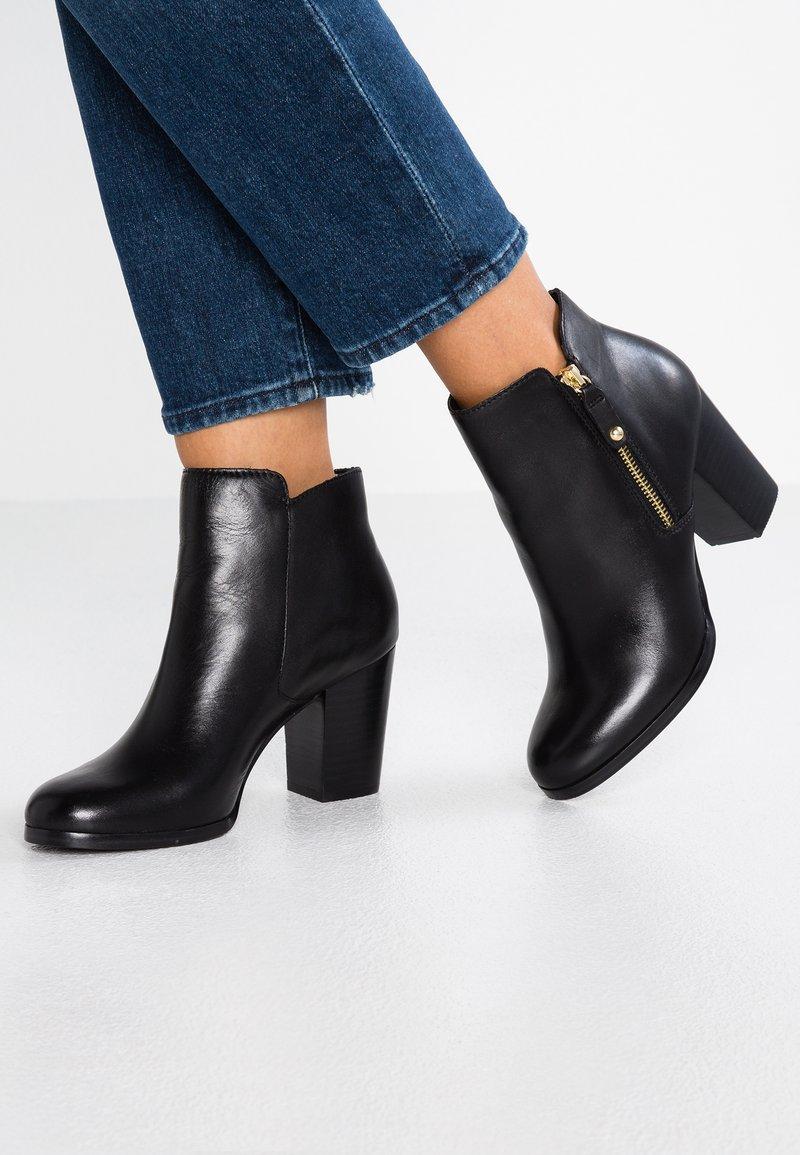 ALDO - NAEDIA - Boots à talons - black