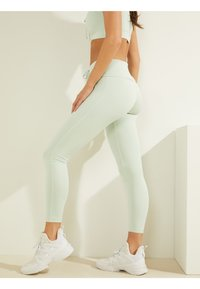 Guess - LEGGINGS - Leggings - himmelblau - 2