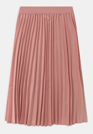 HAZZ - A-line skirt - rose