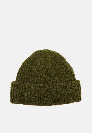 SHORT MICRO BEANIE UNISEX - Bonnet - green