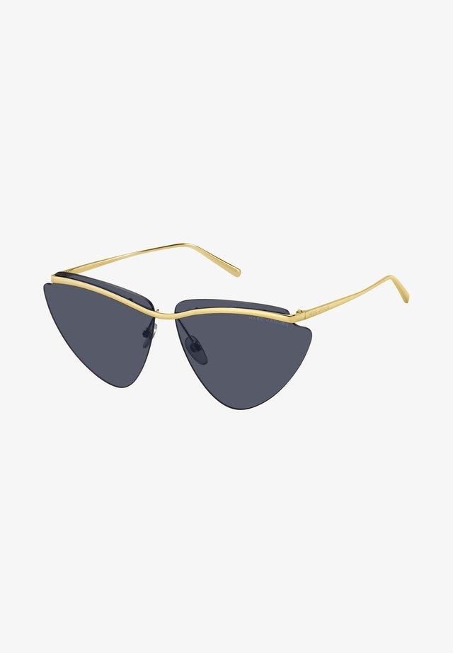Sunglasses - gold/grey