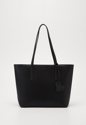LYNGDAL - Tote bag - black