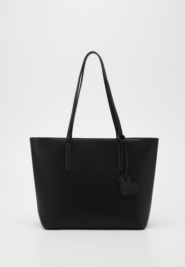 LYNGDAL - Shopper - black