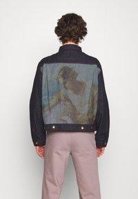Vivienne Westwood - MARLENE JACKET - Denim jacket - indigo - 0