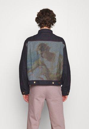 MARLENE JACKET - Denim jacket - indigo