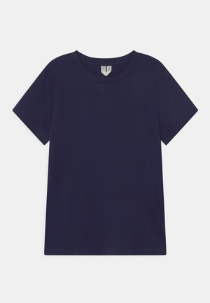 UNISEX - Basic T-shirt - navy