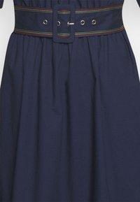 J.CREW - GWEN DRESS - Day dress - navy - 8