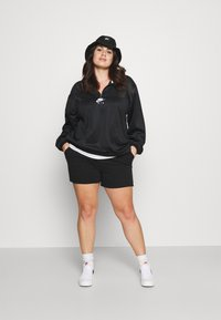 Nike Sportswear - AIR - Sweatshirt - black/white - 1