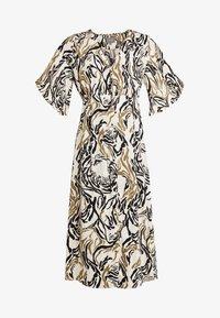 Culture - CUNIVI DRESS - Skjortekjole - whitecap - 4
