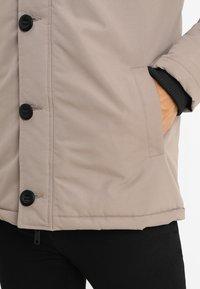 Brave Soul - CHEETAH - Winter jacket - stone - 4
