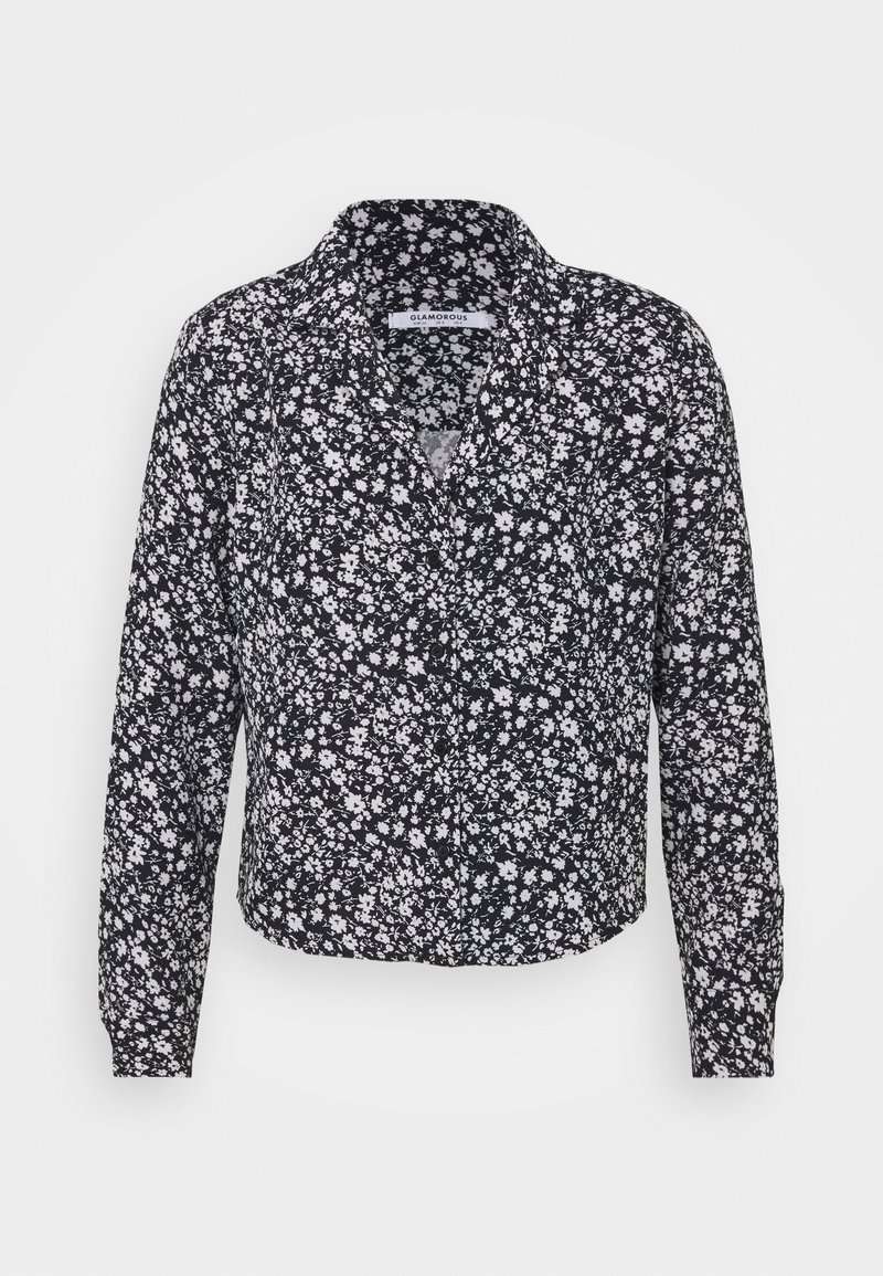 Glamorous - PATTERNED BLOUSE - Button-down blouse - ditsy floral