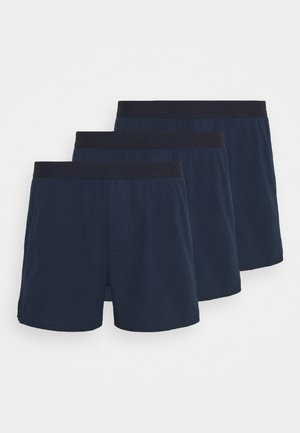 LOOSE 3 PACK - Boxer  - dark blue