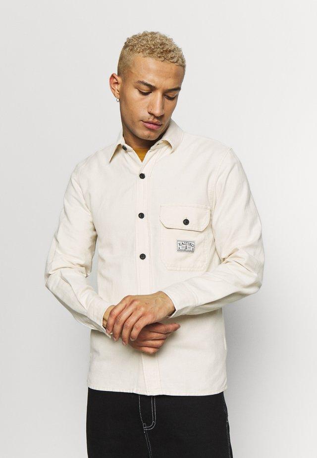 CAMISA URBAN - Camicia - off white