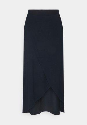 PCELONORA WRAP SKIRT  - A-line skirt - sky captain