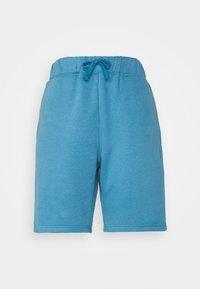 SHORTS - Sports shorts - light blue