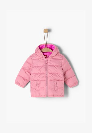 Winterjacke - light pink